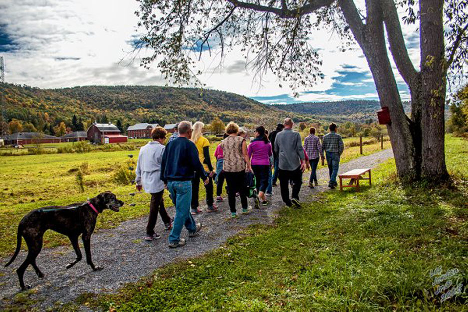 Hike the Shawmut Trail