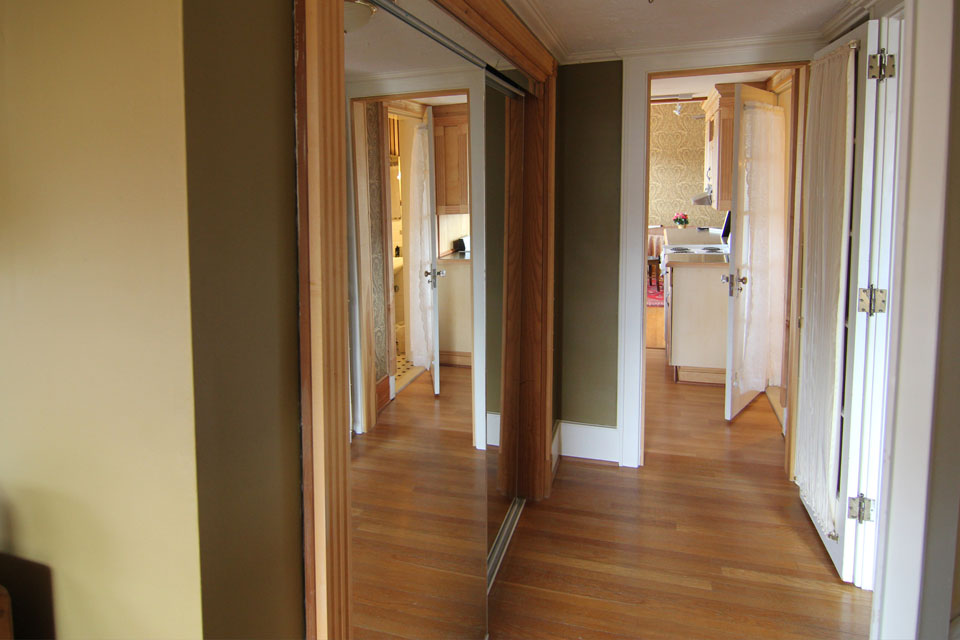 Hamlin Suite Hallway